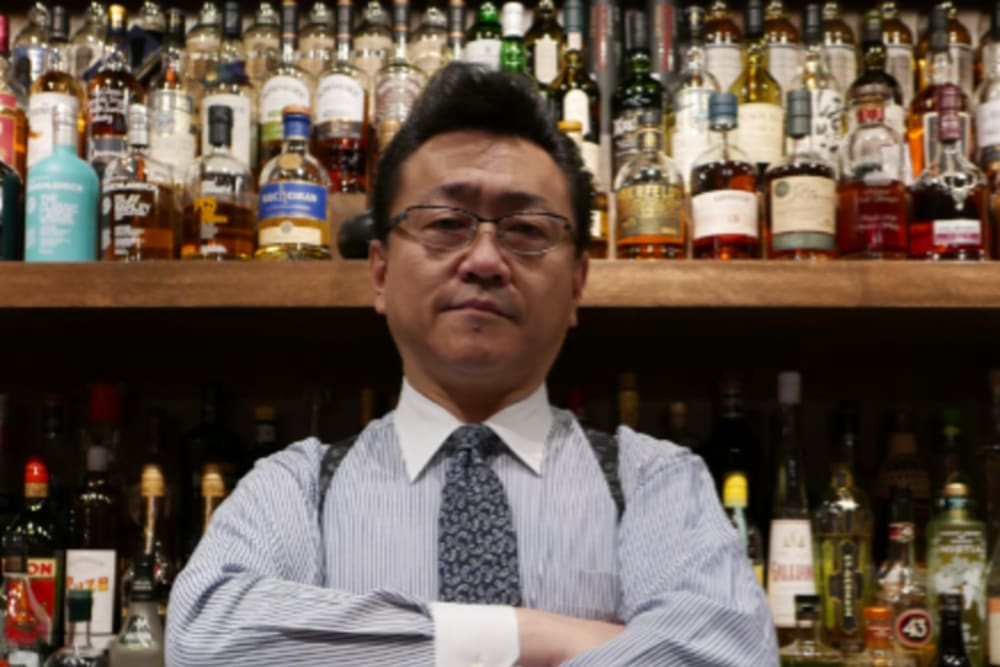 Only for 3 Days: Legendary Mixologist Hidetsugu Ueno Returns to Hong Kong