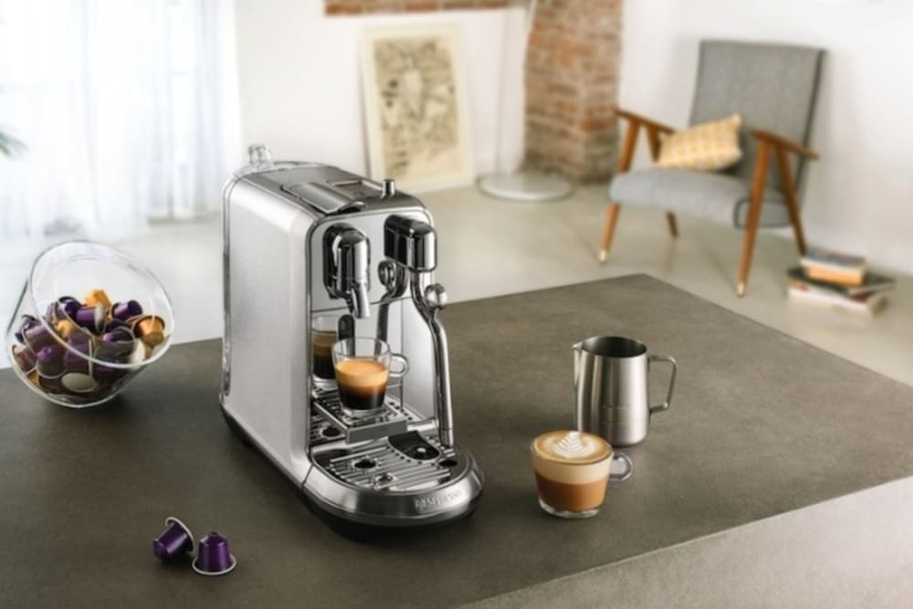 Create Latte Art with Nespresso Creatista Plus