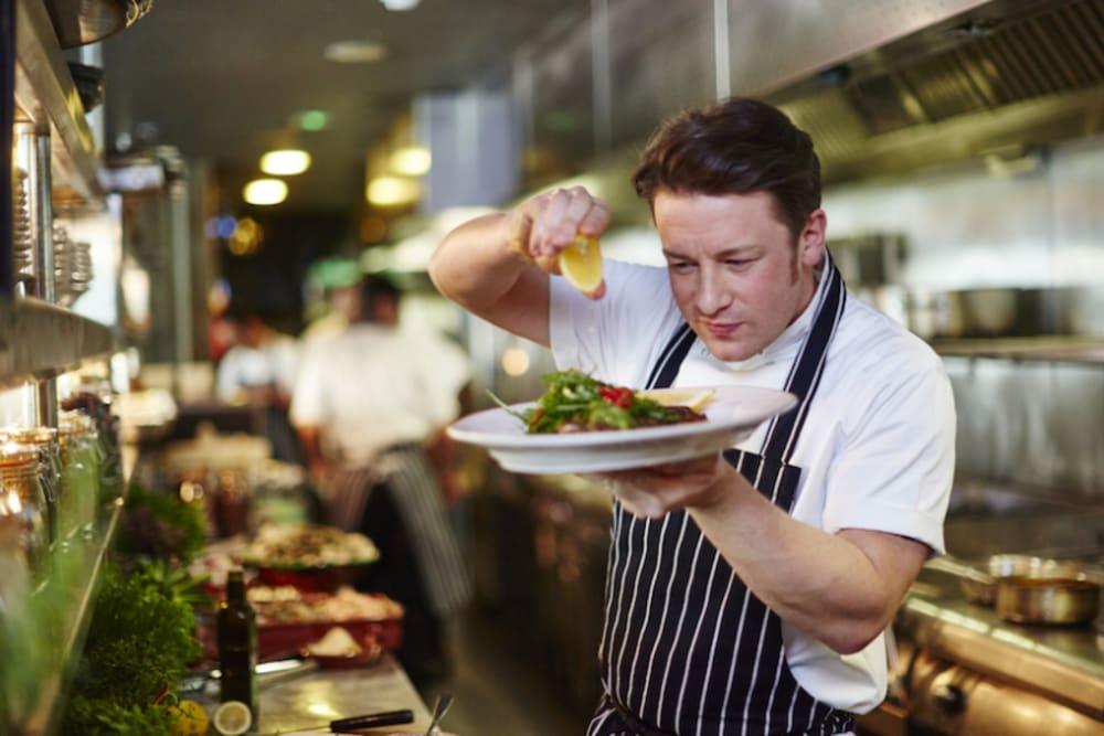 New Restaurant Review: Jamie's Deli