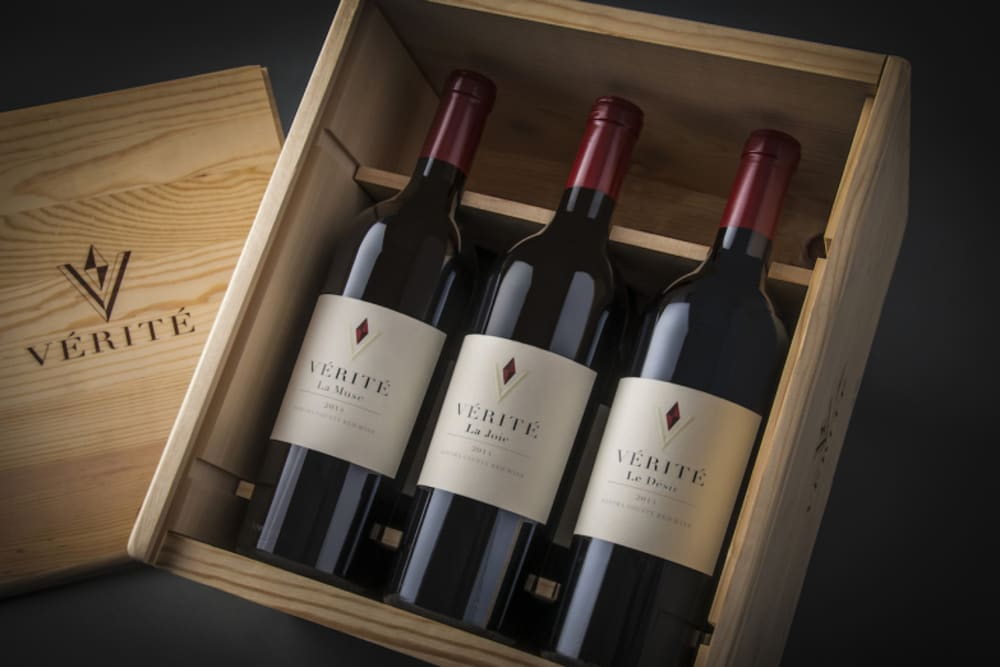 Luxe Wine Review: Jackson Family Wines' Exclusive 2014 Vintages of Vérité and Cardinale Wines Come to Hong Kong
