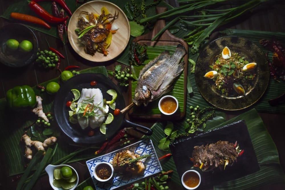 Restaurant Review: Ayuthaiya's Tuk Tuk Menu