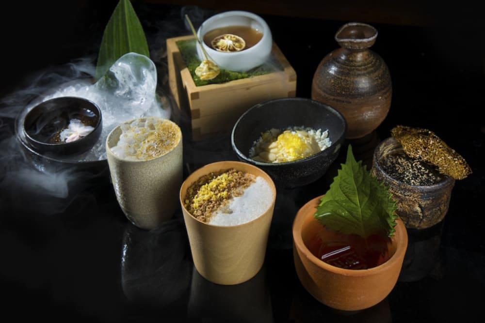 Bar Review: Zuma's New Bushido Cocktail Series