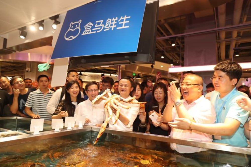 Food Tech: From Food Vaping to Alibaba Online