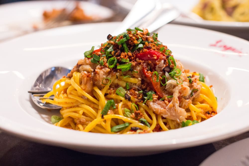 Restaurant Review: Italian-American with a Hong Kong Twist at Linguini Fini