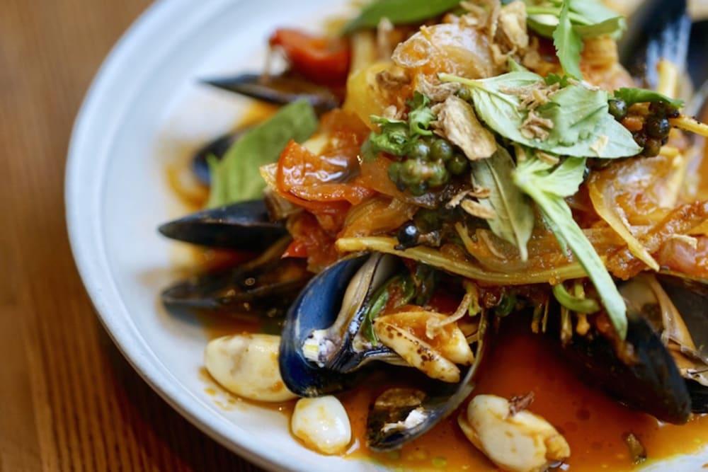 New Restaurant Review: Market S.E.A