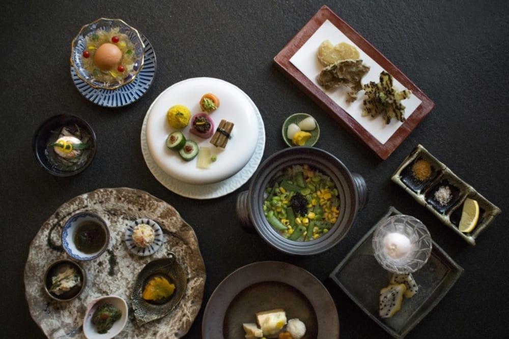 New Menu Review: Matsunichi's Vegetarian Tasting Menu