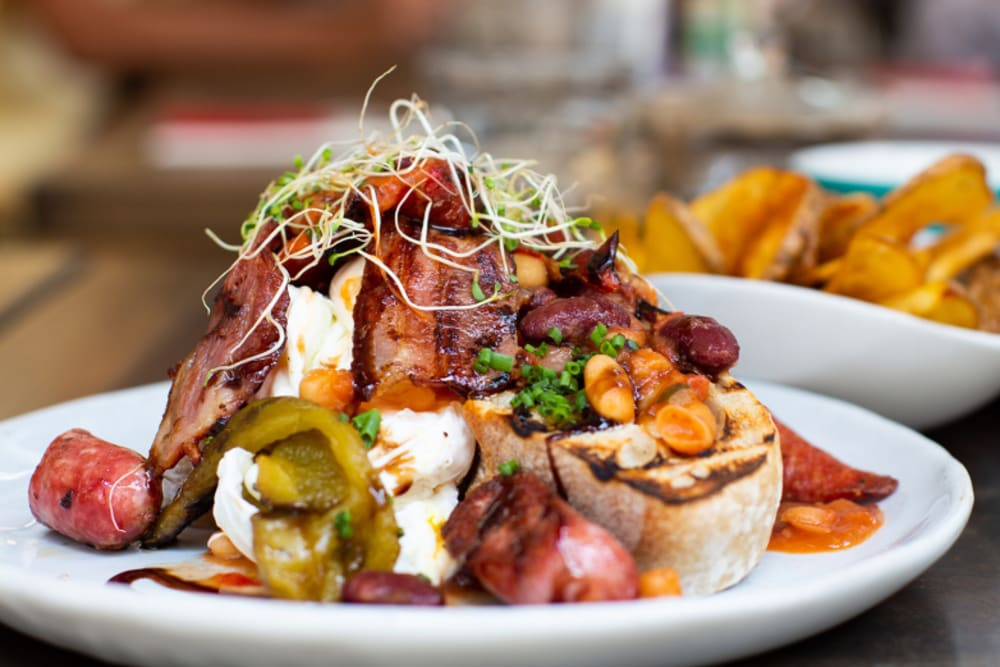 New Menu: Feather & Bone's All-Day Breakfast and Lunch Menu