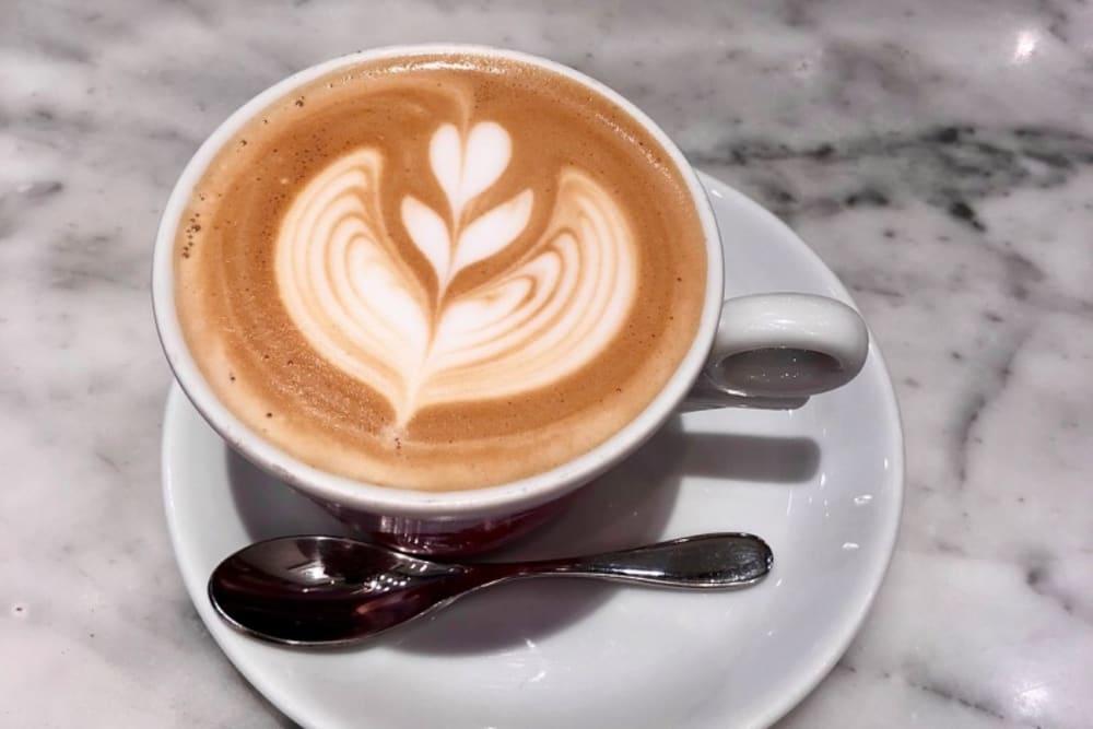 Café Review: Lex Coffee