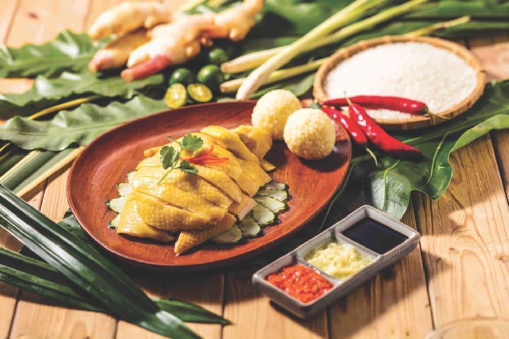 New Menu: Taste of Singapore by Maxim's Chinese Cuisine