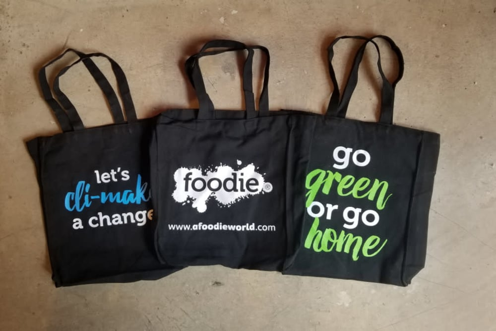 Food's Future Summit 2018: What's in our Goodie Bags?