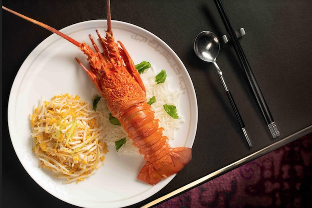 New Chinese Chef at the Mandarin Oriental
