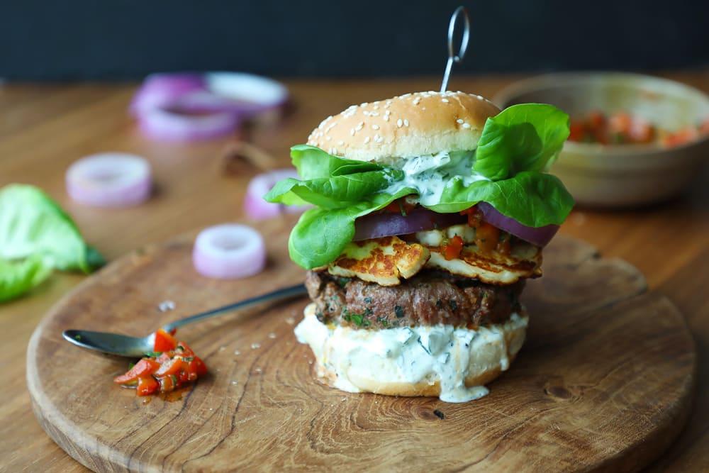 Recipe: Ultimate Lamb Burgers