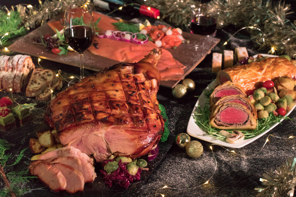 Christmas Feast with Fun for the Whole Family