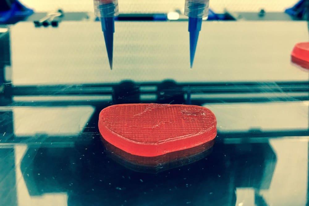 Food Tech Bites: 3D-Printed Meat-Free Steak