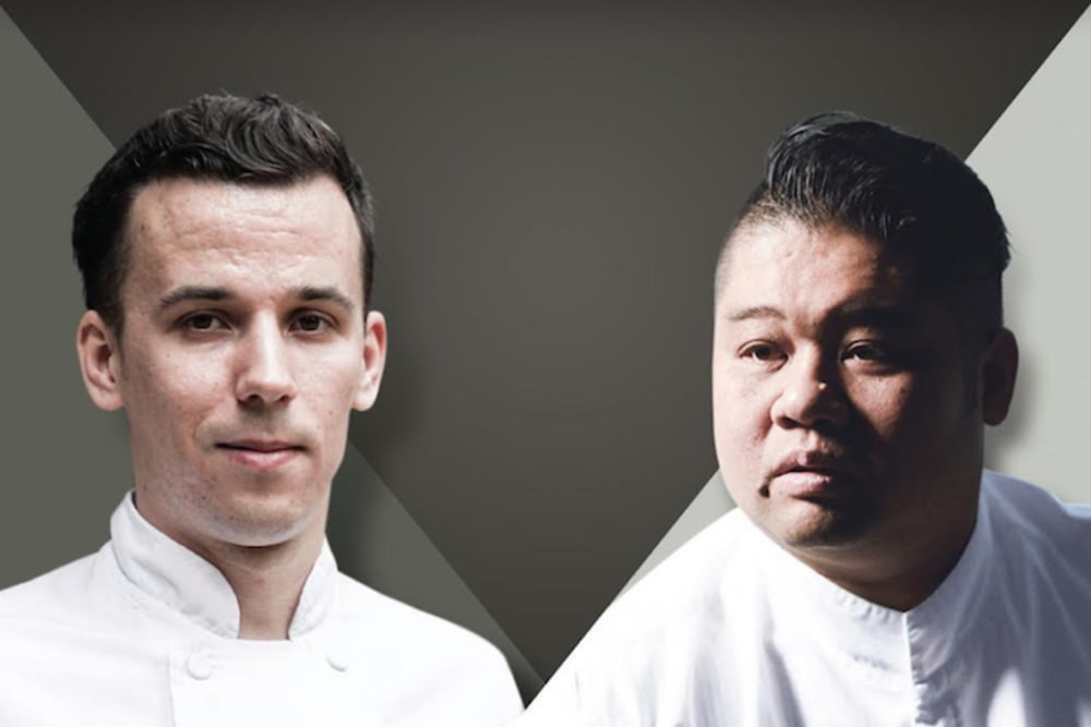 One-Michelin-Starred Arbor x Two-Michelin-Starred Hommage 4-Hands Menu