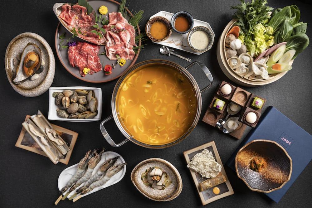 New Restaurant: J POT by GOSANGO