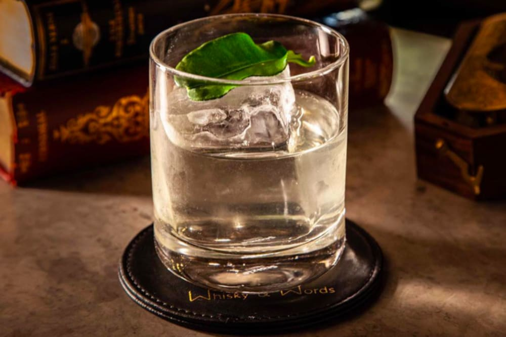 New Cocktails at Whisky & Words