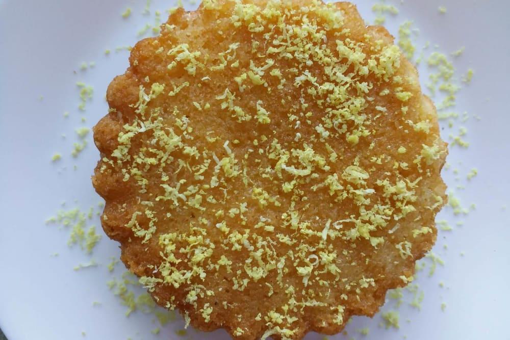 Recipe: Lemon Drizzle Cake