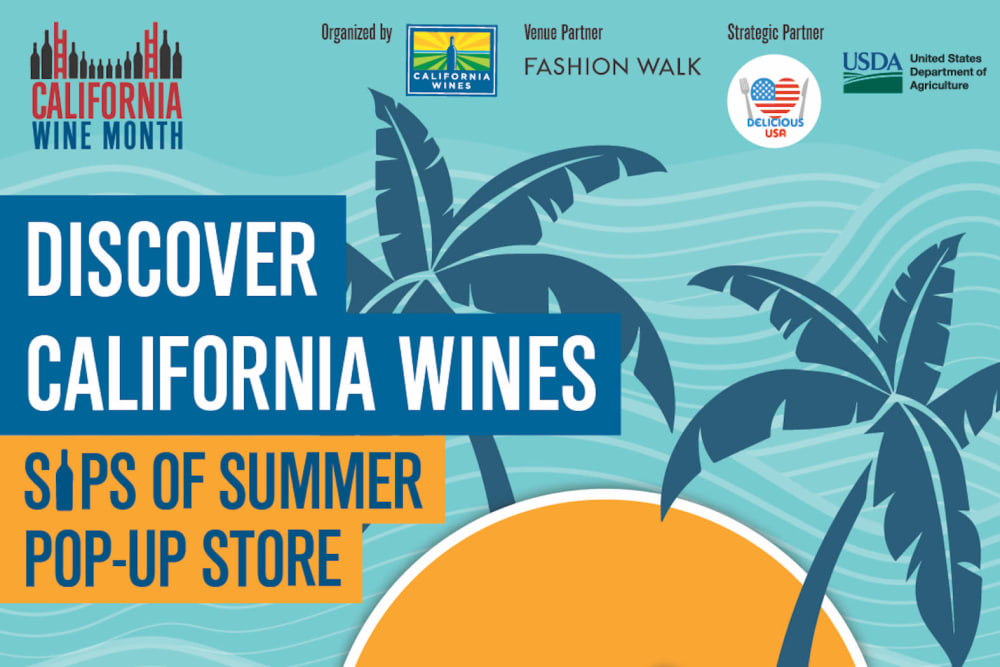 Sips of Summer Pop-Up Store