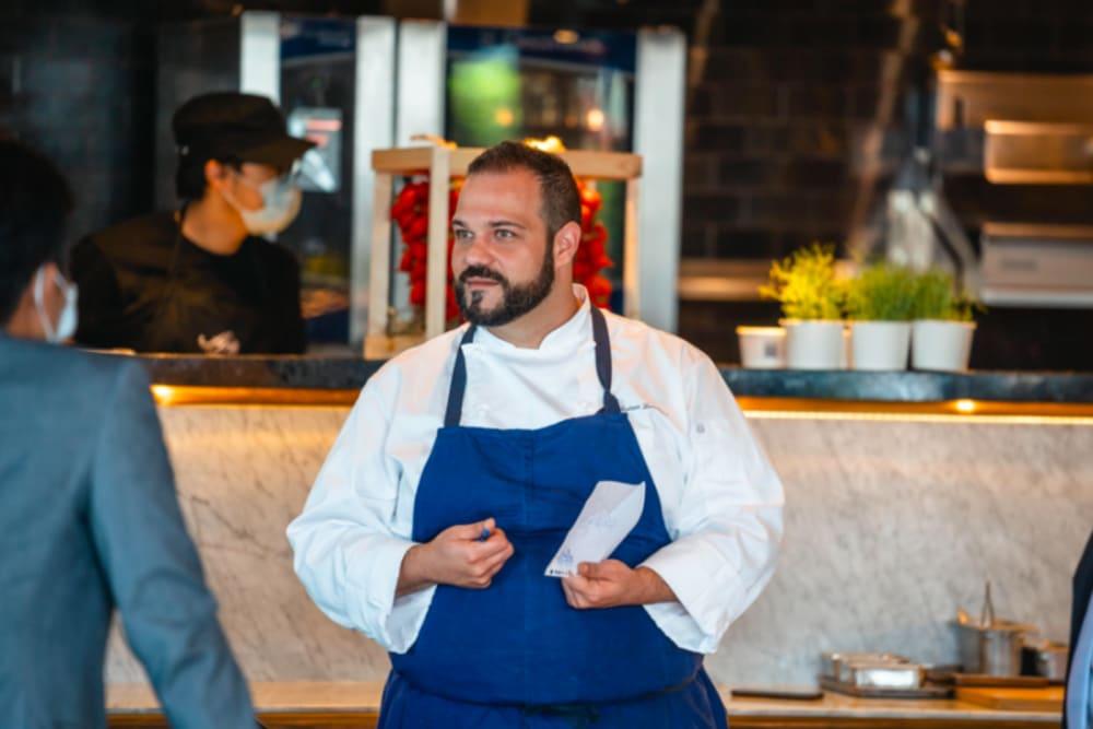 Chewin' the Fat with... Andrea Zamboni