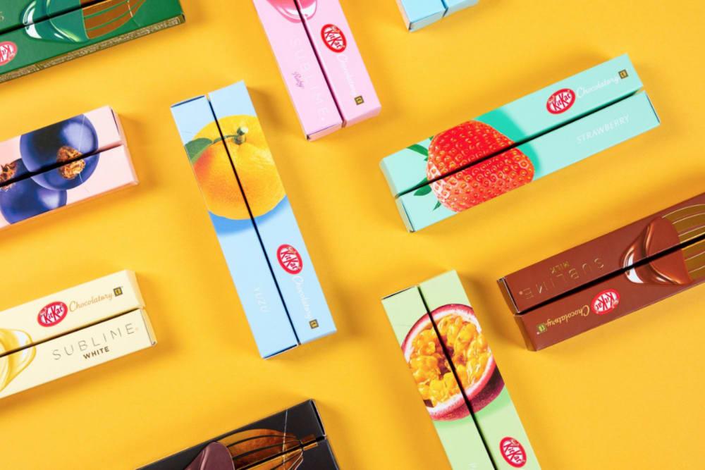 KitKat Chocolatory Pop-Up in Causeway Bay