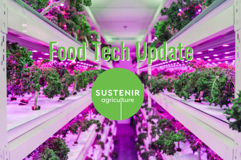 Hong Kong Food Tech Update: Sustenir Agriculture