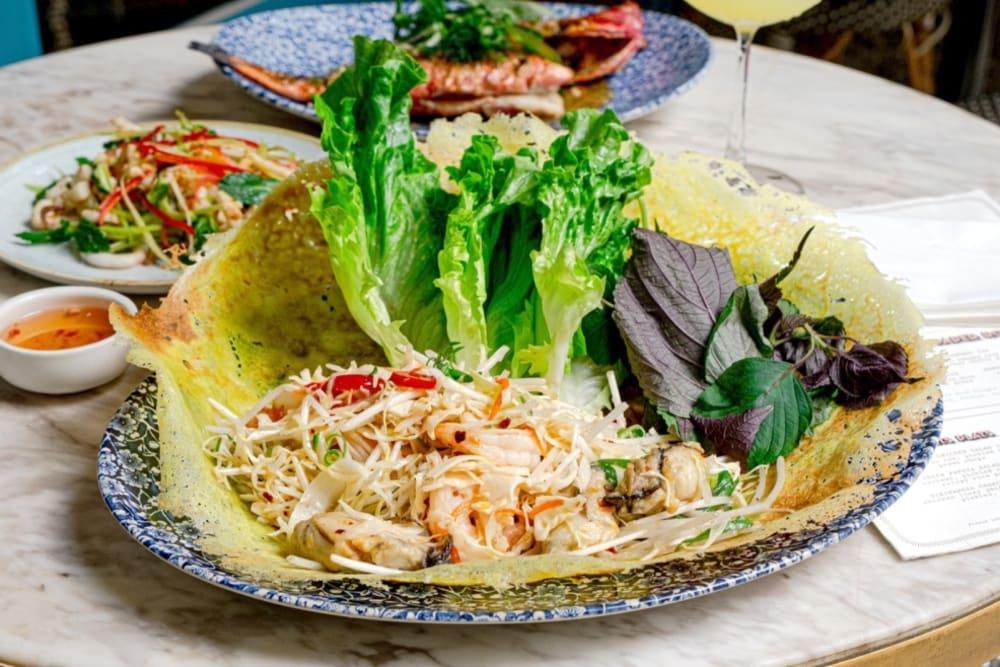 New Menu at Saigonese Grillhouse Le Garçon Saigon