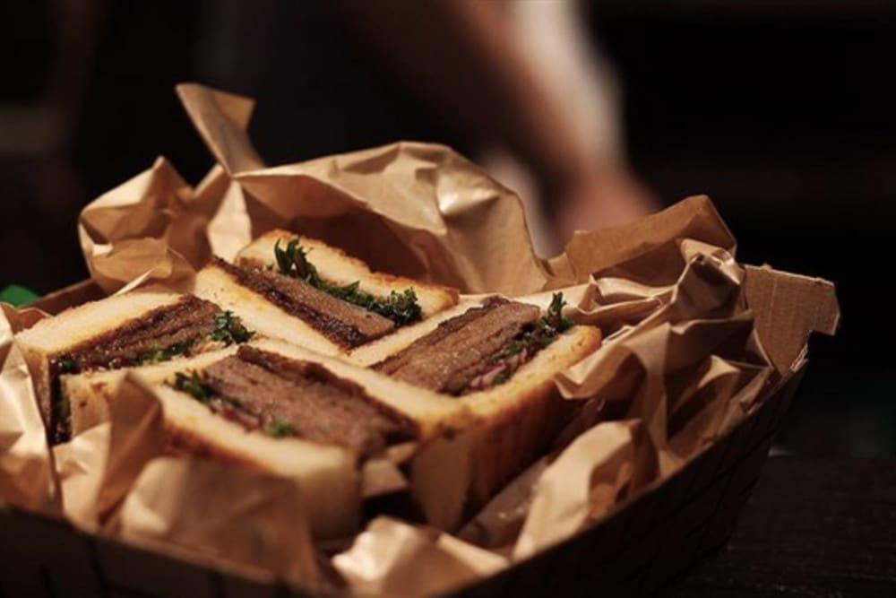 New Restaurant: CUT Sando Sound Bar