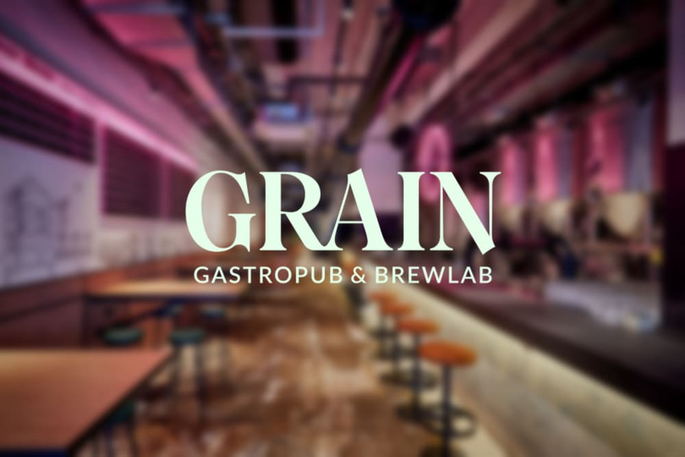 First Look at GRAIN and the Gweilo Brewlab