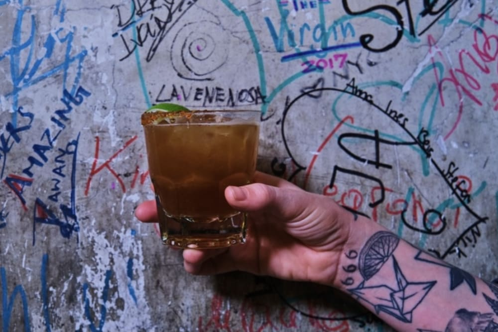 New Cocktail Menu at The Pontiac