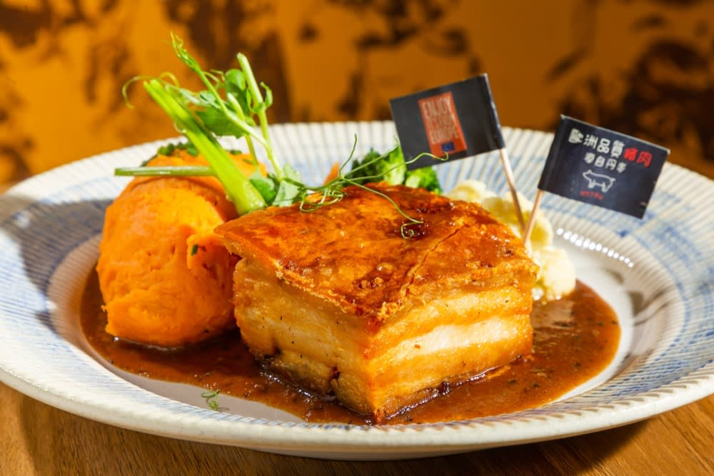 The Best of European Pork in Hong Kong
