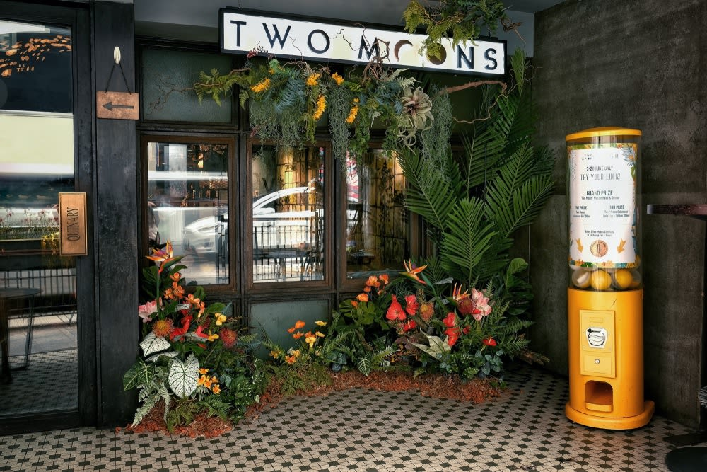 Two Moons Distillery and Quinary Team Up