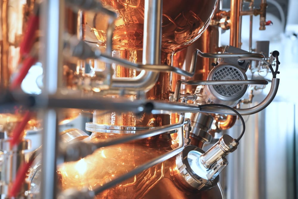 A Gin Journey: Meeting Luna at Two Moons Distillery