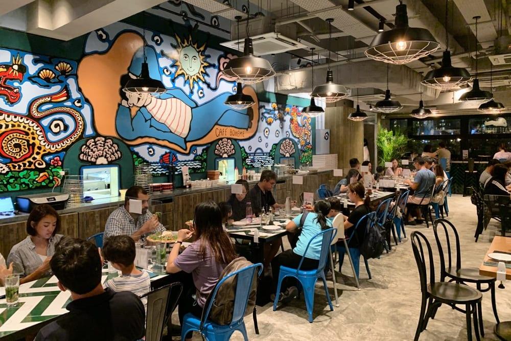 First Look: Café Bohème Comes to Tseung Kwan O