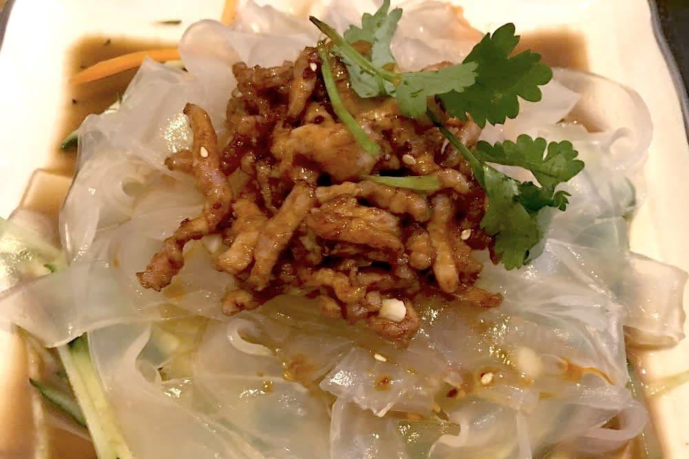 David Greenberg Reviews... Tan's Gourmet