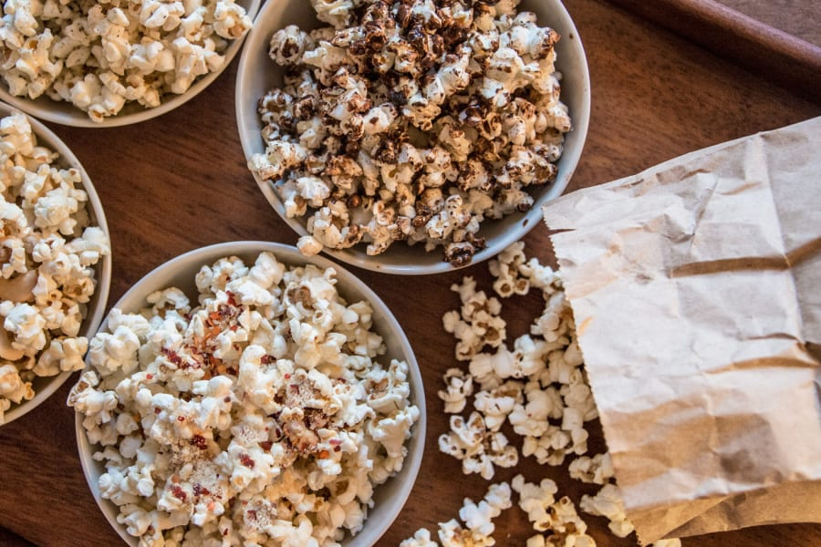 Pimp Your Popcorn