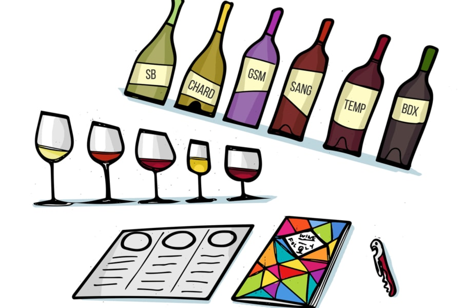 Rewriting Wine 101: Wine Adventures
