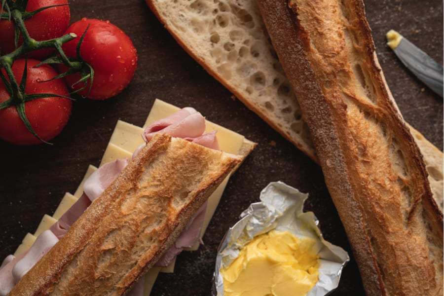 Bread Pantry by Grégoire Michaud