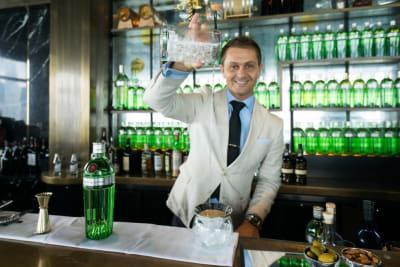 New Summer Martini Menu at Aqua