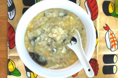 Recipe: Three-Egg Porridge