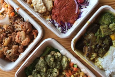 We Tried NOSH's New Vegetarian Lunches & Here Are Our Favourites