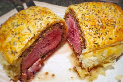 Recipe Video: Beef Wellington