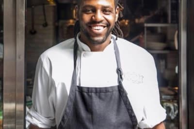 Chewin' the Fat with... Chef Darnell Fields