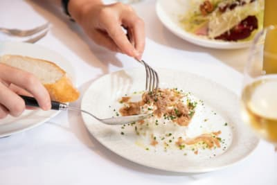 White Truffle Menu at LPM Restaurant & Bar