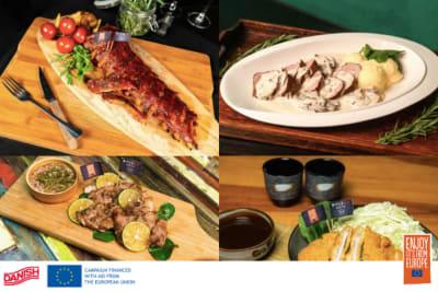 European Pork x Test Kitchen on foodpanda