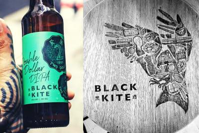 HK Craft Beer Spotlight: Black Kite Brewery