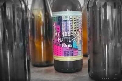 Good Drinking: #KindnessMatters Pale Ale for ImpactHK