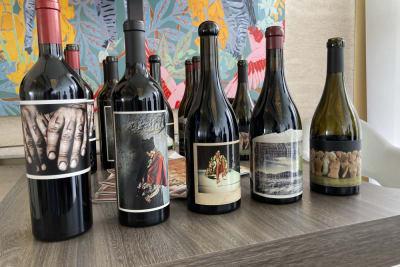 Rewriting Wine 101: Orin Swift
