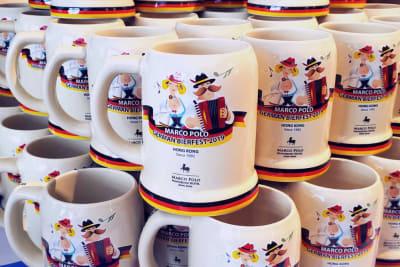 Staycation: Marco Polo German Bierfest-cation for Oktoberfest
