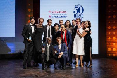 The World's 50 Best Restaurants 2021 Winners
